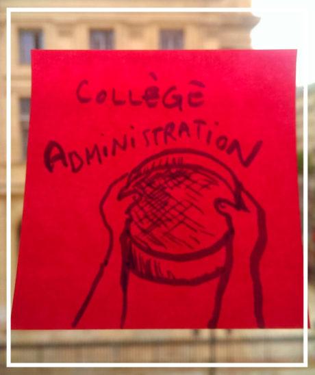 Collège Administration